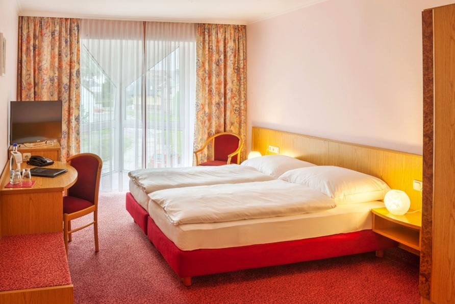 Hotel Kammweg in Neustadt am Rennsteig Zimmerbeispiel