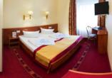 Ostssee Autoruindreis, Hotel Alter Speicher Zimmerbeispiel