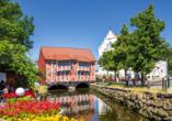Ostsee Autorundreise, Hotel Alter Speicher Wismar