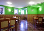 Hotel Willa Arielka/Willa Florek in Rewal,Restaurant