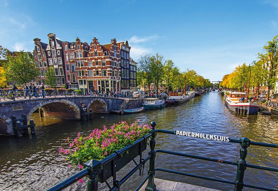 Sterntour rund um Purmerend, Amsterdam
