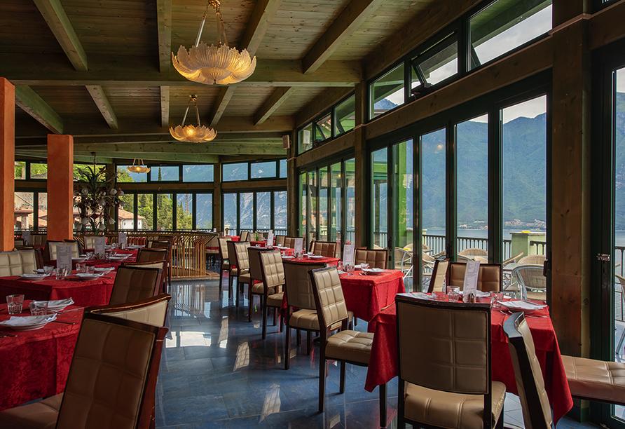 Hotel La Limonaia Gardasee, Restaurant