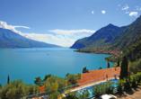 Hotel La Limonaia Gardasee, Panoramablick