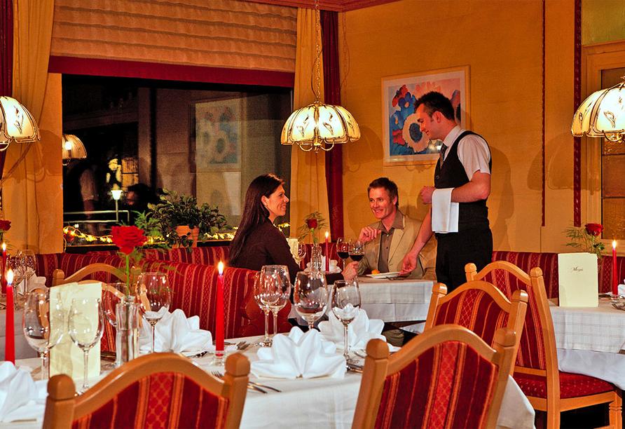 Sport & Vitalhotel Seppl in St. Leonhard im Pitztal Tirol, Restaurant
