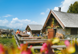 Sport & Vitalhotel Seppl in St. Leonhard im Pitztal Tirol, Berghütte