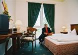 Kurpark-Hotel in Bad Lauchstädt, Zimmerbeispiel