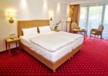 Mühl Vital Resort, Zimmer