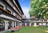 Mühl Vital Resort, Liegewiese