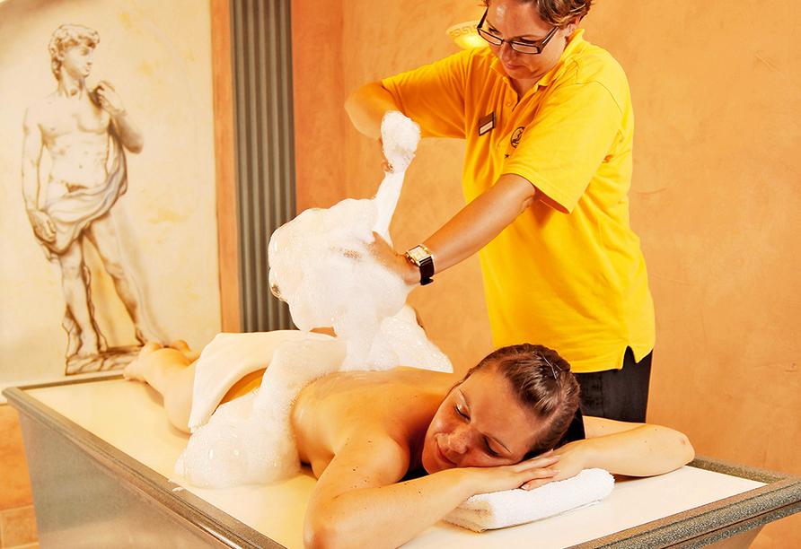 Mühl Vital Resort, Massage