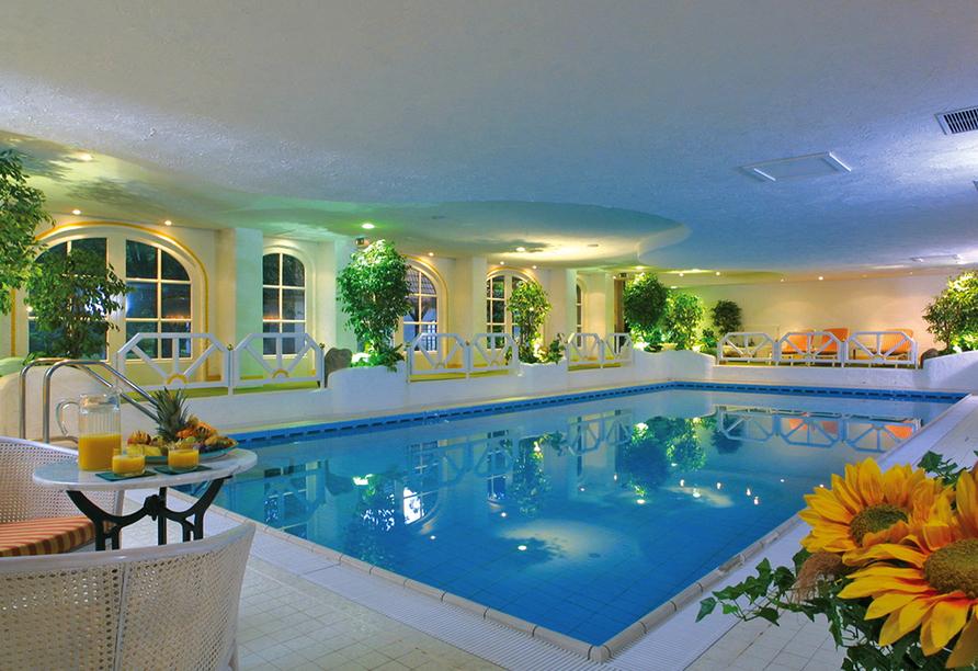 Mühl Vital Resort, Hallenbad