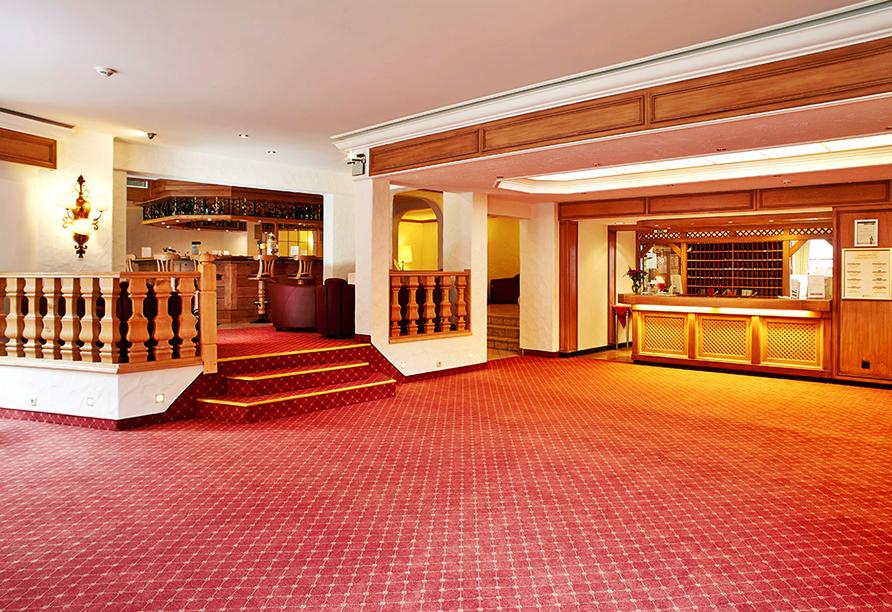 Mühl Vital Resort, Lobby