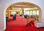 Mühl Vital Resort, Lounge