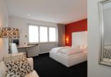 Hotel Domizil in Ingolstadt Bayern, Zimmerbeispiel