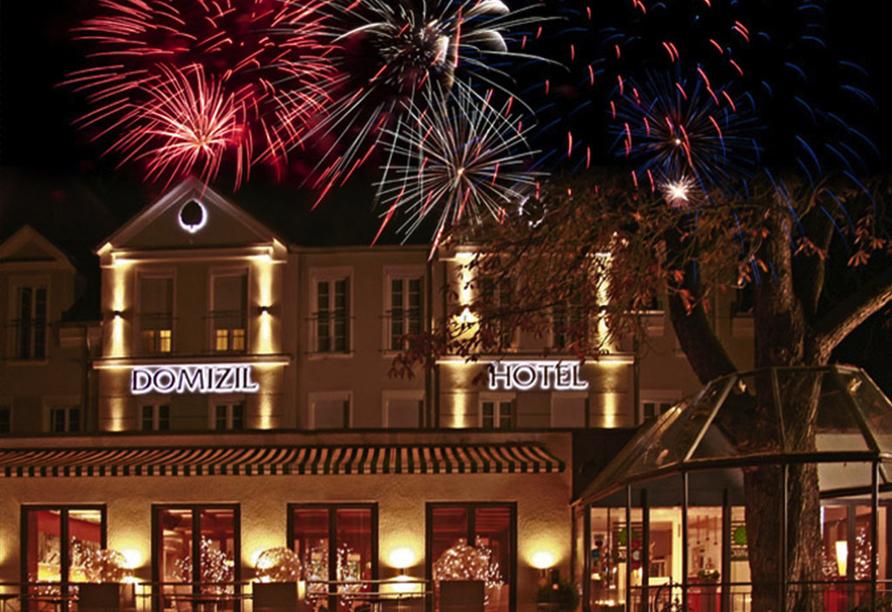 Hotel Domizil in Ingolstadt Bayern, Aussenansicht