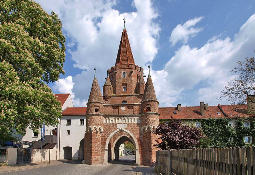 Hotel Domizil in Ingolstadt Bayern, Kreuztor