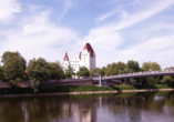 Hotel Domizil in Ingolstadt Bayern, Neues Schloss