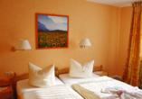 Strandhotel Lobbe in Lobbe auf Rügen, Zimmerbeispiel