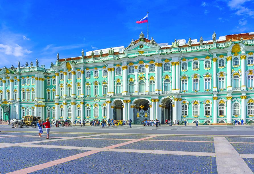 MS Alexander Borodin, St. Petersburg