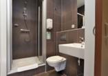 Best Western Hotel Zaan Inn in Zaandam Niederlande, Bad