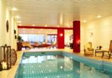 Panorama Hotel Heimbuchenthal, Hallenbad