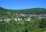 Panorama Hotel Heimbuchenthal, Ausblick