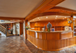 Kormoran Wellness Medical Spa, Rowe, Polnische Ostsee, Polen, Rezeption