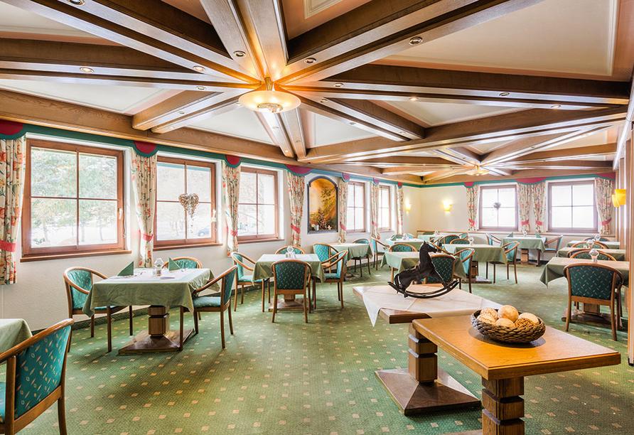 Hotel Laurenzhof in Lendorf, Restaurant