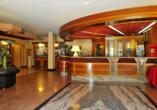 Park Hotel Oasi Garda Gardasee Italien, Rezeption
