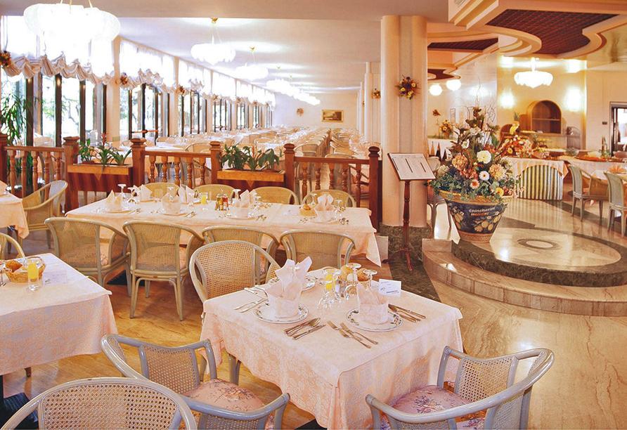 Park Hotel Oasi Garda Gardasee Italien, Restaurant
