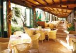 Park Hotel Oasi Garda Gardasee Italien, Terrasse