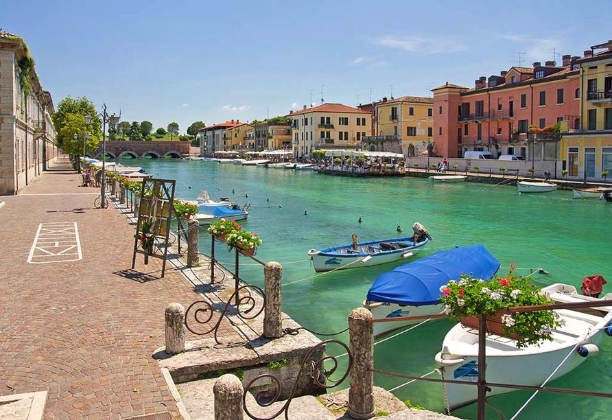 Park Hotel Oasi Garda Gardasee Italien, Peschiera