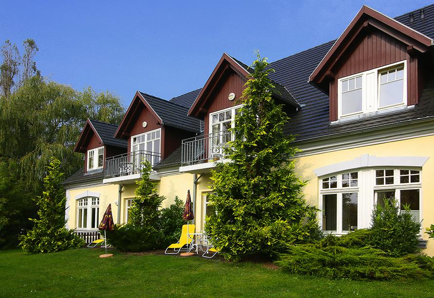 Schlosshotel Groß Plasten, Kutscherhaus