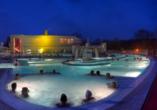 Hotel Würdinger Hof in Bad Füssing im Bäderdreieck, Ausflugsziel Europa Therme