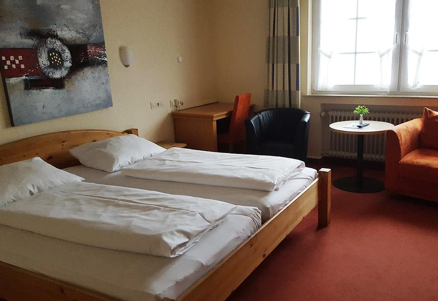 Hotel Altastenberg in Winterberg, Zimmerbeispiel