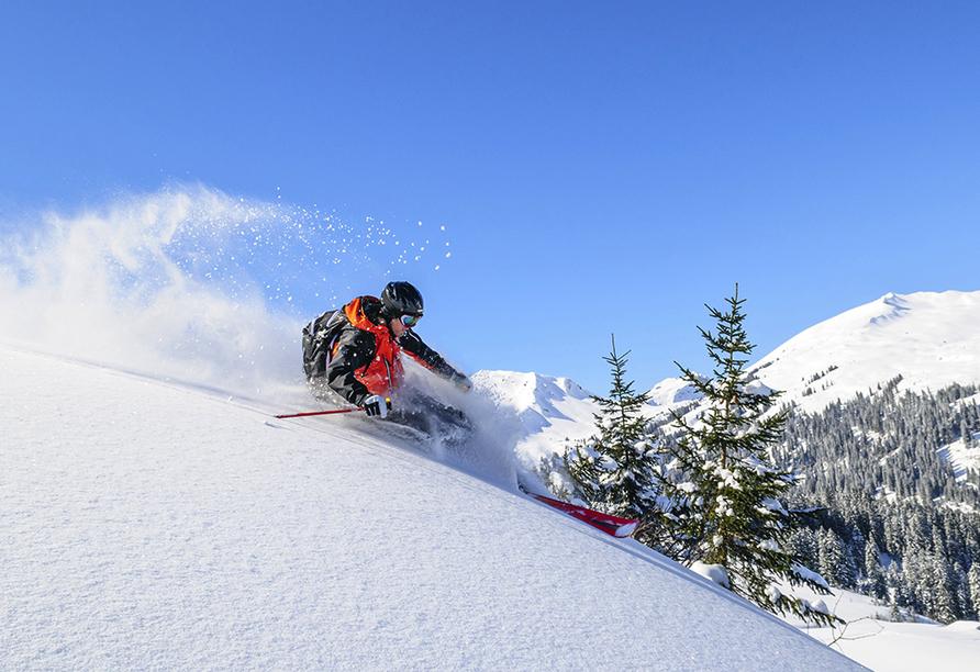 Hotel Altastenberg in Winterberg, Ski