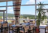 Ferien Hotel Rennsteigblick in Friedrichroda, Restaurant