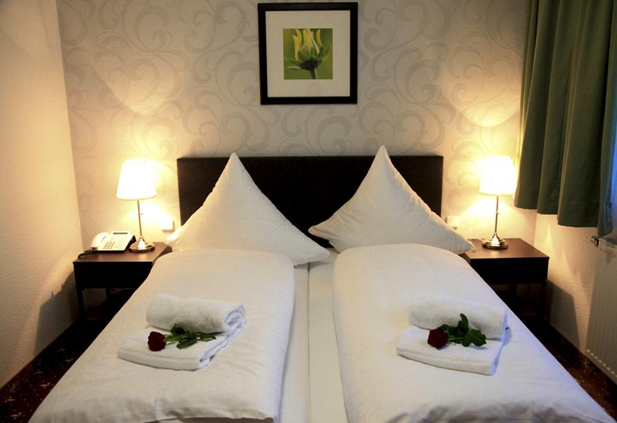 Hotel Acamed Resort Nienburg-Neugattersleben, Zimmerbeispiel
