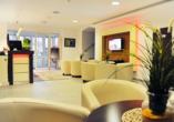 Hotel Acamed Resort Nienburg-Neugattersleben, Rezeptionsbereich