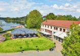 Hotel Acamed Resort, Außenansicht