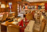 Hotel Rheinischer Hof Garmisch-Partenkirchen, Restaurant
