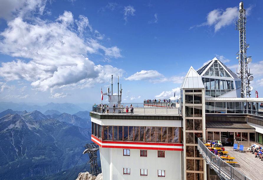 Hotel Rheinischer Hof Garmisch-Partenkirchen, Zugspitze