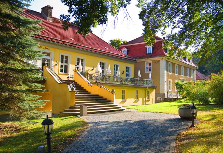 Van der Valk Parkhotel Schloss Meisdorf, Restaurant Altes Schloss