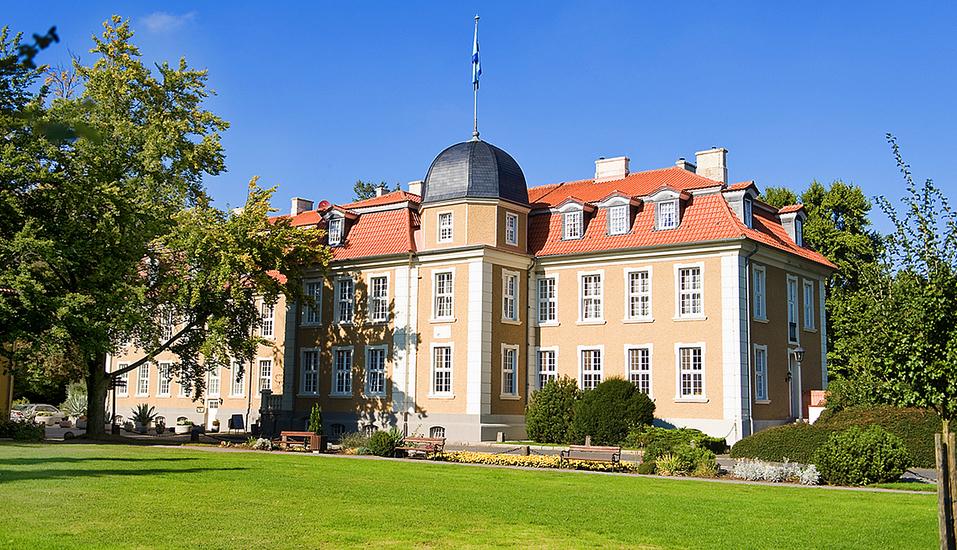 Van der Valk Parkhotel Schloss Meisdorf, Park