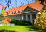 Van der Valk Parkhotel Schloss Meisdorf, Außenansicht