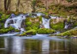 Van der Valk Parkhotel Schloss Meisdorf, Selkewasserfall im Harz