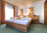Hotel Nassereinerhof in St. Anton am Arlberg in Tirol Zimmerbeispiel