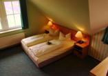 Flair Seehotel Zielow in Ludorf, Zimmerbeispiel