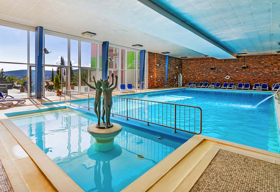 AHORN Hotel Am Fichtelberg im Oberwiesenthal am Erzgebirge, Hallenbad