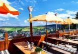 AHORN Hotel Am Fichtelberg im Oberwiesenthal am Erzgebirge, Terrasse