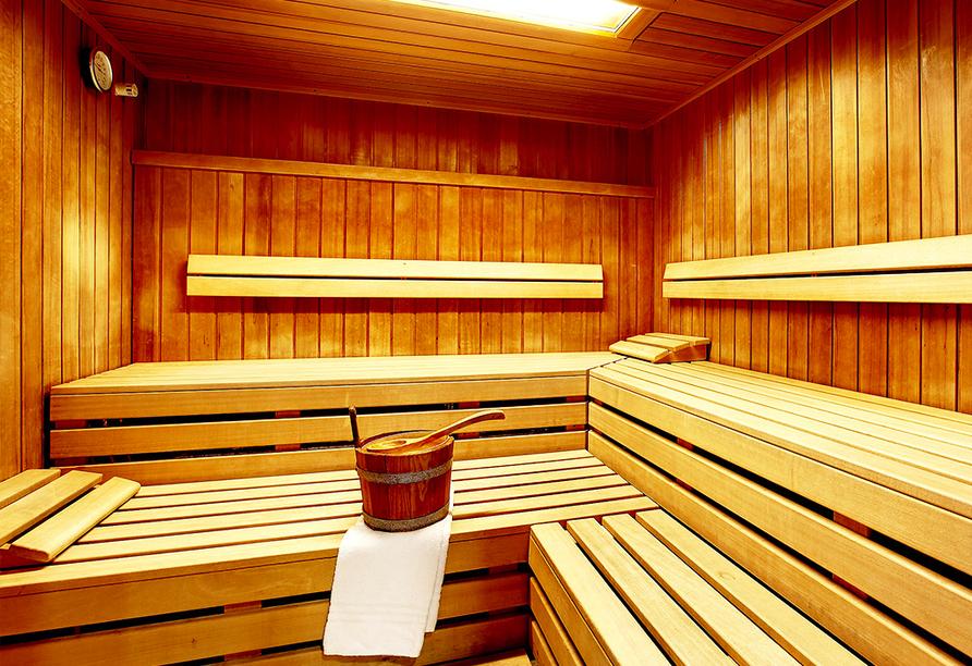 AHORN Hotel Am Fichtelberg im Oberwiesenthal am Erzgebirge, Sauna